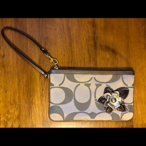 Coach Clutch Purse - Brand New!